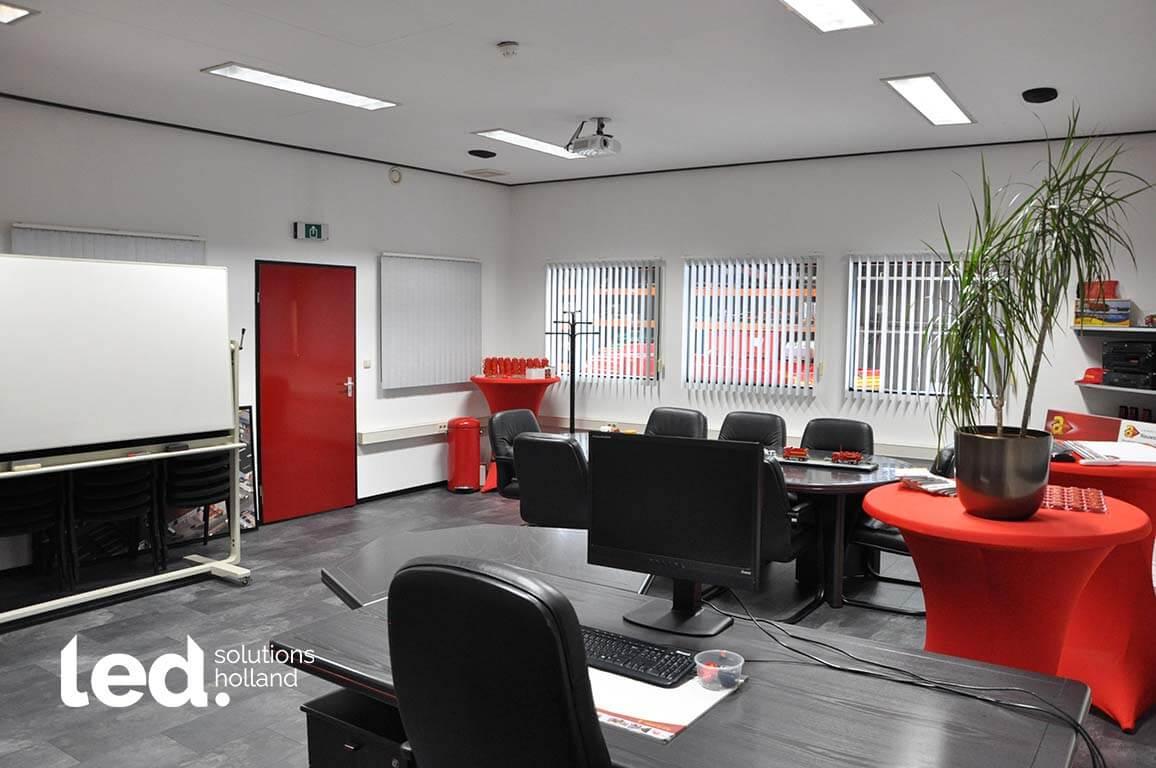Adj milieutechniek led verlichting kantoor