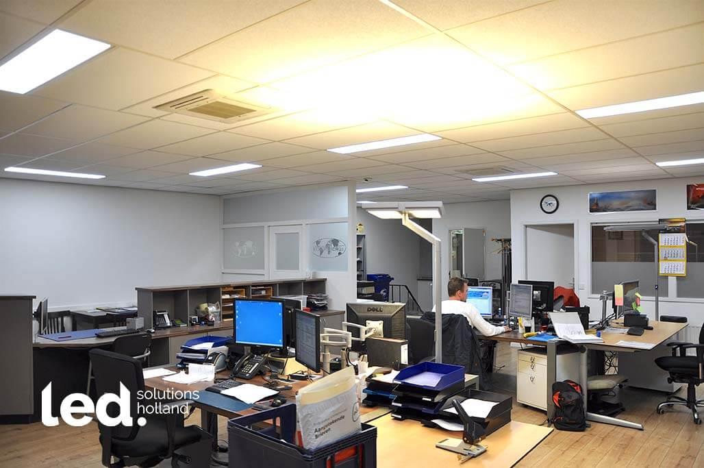 Visumdienst breda led verlichting kantoor