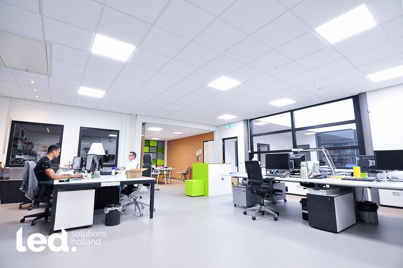 Boetes voor bedrijven zonder led verlichting