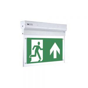 LED noodarmatuur
