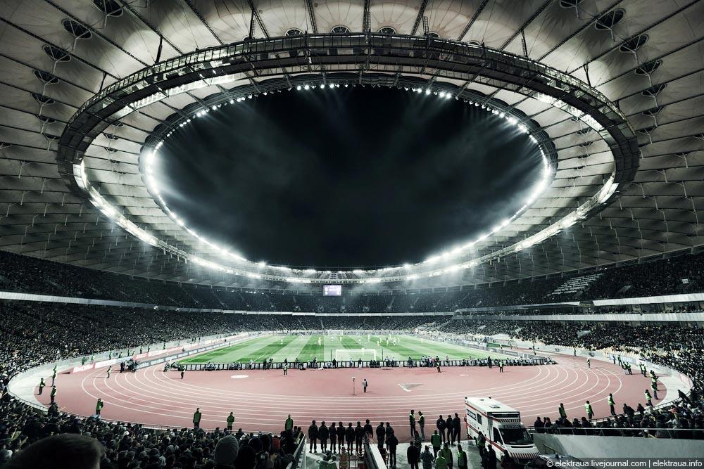 Sportveld led verlichting