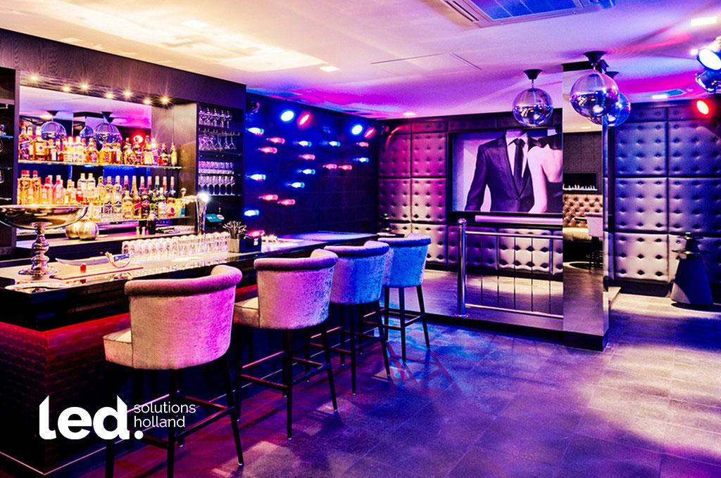 Villa belgie led verlichting bar