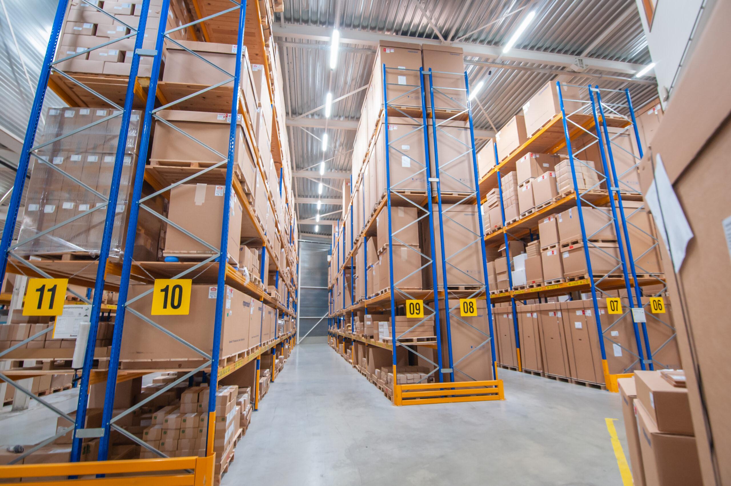 Eppendorf Logistics